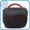 Custom designer outdoor leather light inside shoulder professional digital camera bag