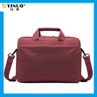 YINUO Simple and generous 11.6 inch Laptop school Bag