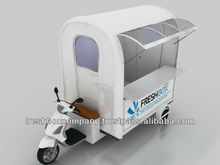 Mobil Bike FB-280 B Food Kiosk/Kiosk Food/Outdoor Kiosk/Indoor Kiosk/Mobil Kiosk/Fast Food Kiosk/