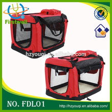Soft-sided Folding Collapsible Dog Crate Pet Carriers Bag