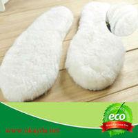 Top quality australia sheepskin shoe insole