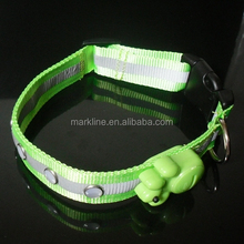 Cat Eyes Wholesale Dog Collars Design New Item Pet Collars