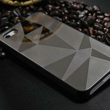 TOP quality cases and covers for i phone5 ,Titanium Alloy + PC hard case for iphone 5