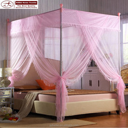 China princess decor lace canopy bed curtains,queen bed tent,OEM/ODM mosquito net
