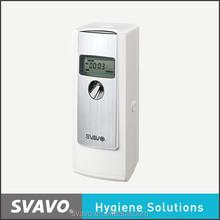 Batteries powered Essential Oils electric air freshener for toilet ,room,car hotel room freshener VX485D