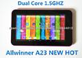 China de 7 pulgadas a 1,5 GHz de doble núcleo de Tablet PC Android 2014