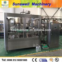 Perfect Automatic olive cooking oil bottling equipment