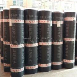 4mm SBS waterproofing membrane bitumen