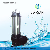 High Quality 1.5 hp Water Submersible Pump