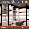 Supply all kinds of wholesale display case,wooden wall shelf with drawers