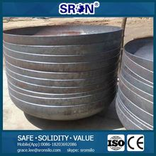 SRON Customized Steel Tank Ends, Types of Tank End Turn-Key Solution from China Tank End Manufacturer SRON