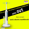 MAF8120 the new electric toothbrush for Adult