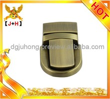 High quality handbag lock,Bag lock for bags,duck locks