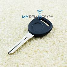 Transponder chip key blank B111 circle plus for GM ingition start key