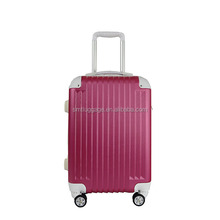 Beautiful Color Hard Plastic Ormi Luggage