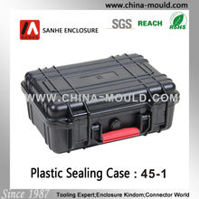 plastic equipment case with handle for equipment abs plastic equipment box