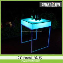 best present bluetooth speaker with led light 3W