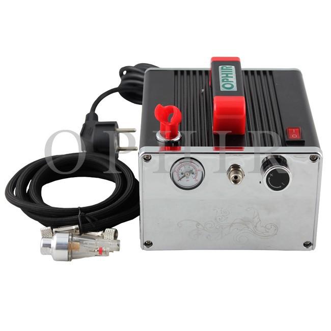 2015 ophir top 3x airbrush spray guns dual action kits for Car paint air compressor