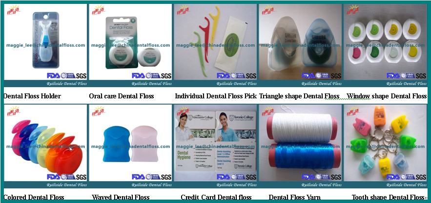 Super Quality Nylon/UHMWPE Dental Floss Holder