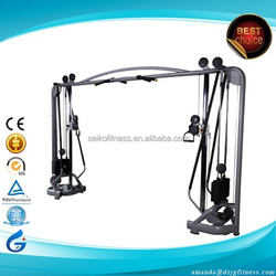 Body Workout Strength equipment/ gym equipment Cable Crossover JG-1814