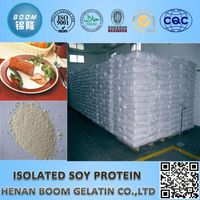 Professional soy protein isolated emulsifier in fish food
