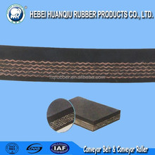 Canvas Belt Material Chemical Resistant Conveyor Belt for Paper Mill