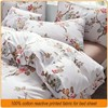 100 cotton twill reactive printed indonesia fabric for bed sheet Nantong Home Textile,Cotton Fabric Container Home