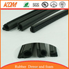 EPDM Dense and foam rubber sealing strip for window