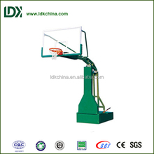 Professional manual hydraulic stand/basketball basketball hoop