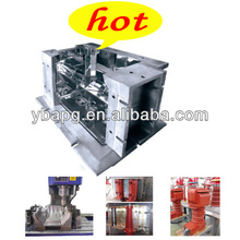 Factory made Good price high voltage cutout fuse epoxy resin insulation fuse tube casting mold, injection moulds APG process