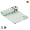 translucent disposable HDPE color garbage plastic bags on roll