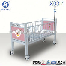 ISO & FDA & CE Approved children hospital cartoon bed