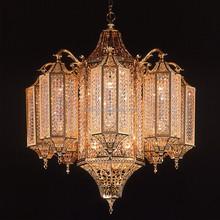 Luxurious Chandelier Design Oriental Gold Swarovski/K9 Crystal Chandelier62039