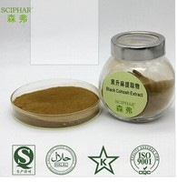 100% Pure and Natural Black Cohosh Rhizome Extract