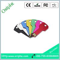 Alibaba wholesale usb flash drive key shape china supplier