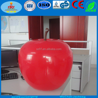 Promotion Display PVC Inflatable Apple