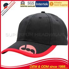 custom printed logo baseball caps in los angeles
