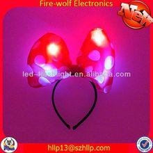 Chrismas Party glow hairband gifts /Party fashion christmas gift ego bag