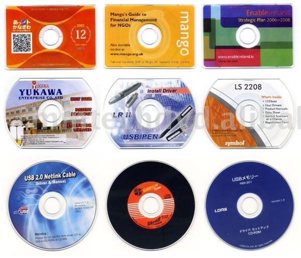 Tarjeta CD rom, negocio de tarjetas de cd, Cdcard replicación, CD - rom, nombre tarjeta CD