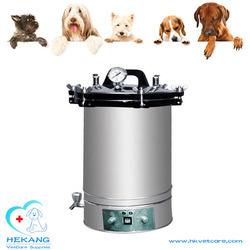 18L 24L portable medical autoclave sterilizer