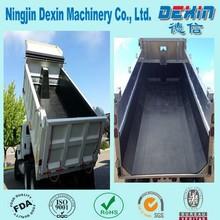 Uhmwpe truck bed liner / bancas carvão UHMWPE liner / UHMWPE forro de plástico