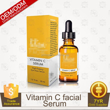 Vitamin C Facial serum Whitening Serum for Facia & Skin Care OEM/ODM Supply Private lable