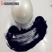 Black color glitter powder for photo frame