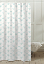 Hot-selling 100% polyester shower curtain, elegant curtain Pigment print, Customized Sizes & Patterns