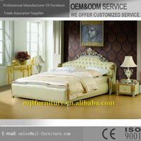 Popular Crazy Selling noble diamond soft bed mad ottoman