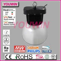 ISO9001:2008 factory Top qualty CE SAA TUV industrial high bay led fixture