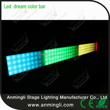 Led flexible pixel controlled Bar for disco
