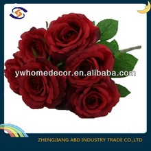 yiwu artificial flowers hydrangeas rose importers