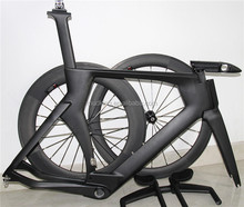 2015 Chinese carbon tt bike frame, Time Trial Bicycle frame