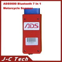 ADS5600 Bluetooth 7 In 1 Motorcycle Scanner For BMW/Honda/Harley/Suzuki/Yamaha/Triumph KTM ADS5600 Motorcycle Diagnostic Tool